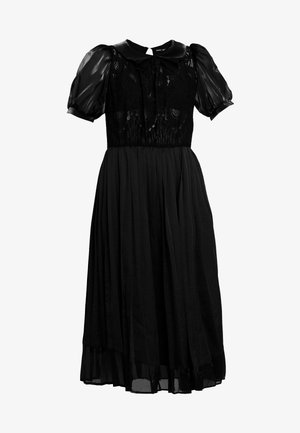 TOURNAMENT MIDI DRESS - Koktejlové šaty/ šaty na párty - black