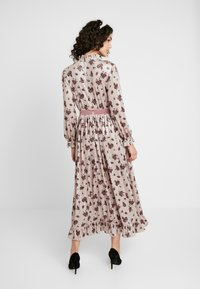 Sister Jane - JOSEPHINE VELVET MIDI DRESS - Suknia balowa - cream - 3