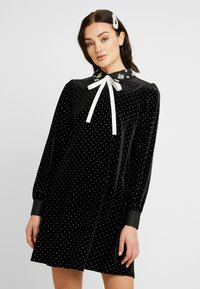 Sister Jane - SPARKLE COVEN DRESS - Juhlamekko - black - 0