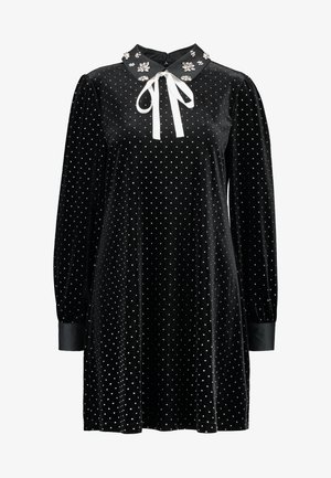 SPARKLE COVEN DRESS - Cocktailkjole - black