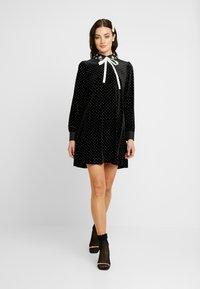 Sister Jane - SPARKLE COVEN DRESS - Juhlamekko - black - 2