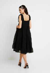 Sister Jane - LIKELY LADY MIDI DRESS - Vestito elegante - black - 3