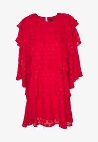 Sister Jane - READY TIERED MINI DRESS - Cocktail dress / Party dress - red - 4