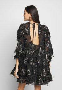 Sister Jane - HIGH BORN MINI DRESS - Robe de soirée - black - 2