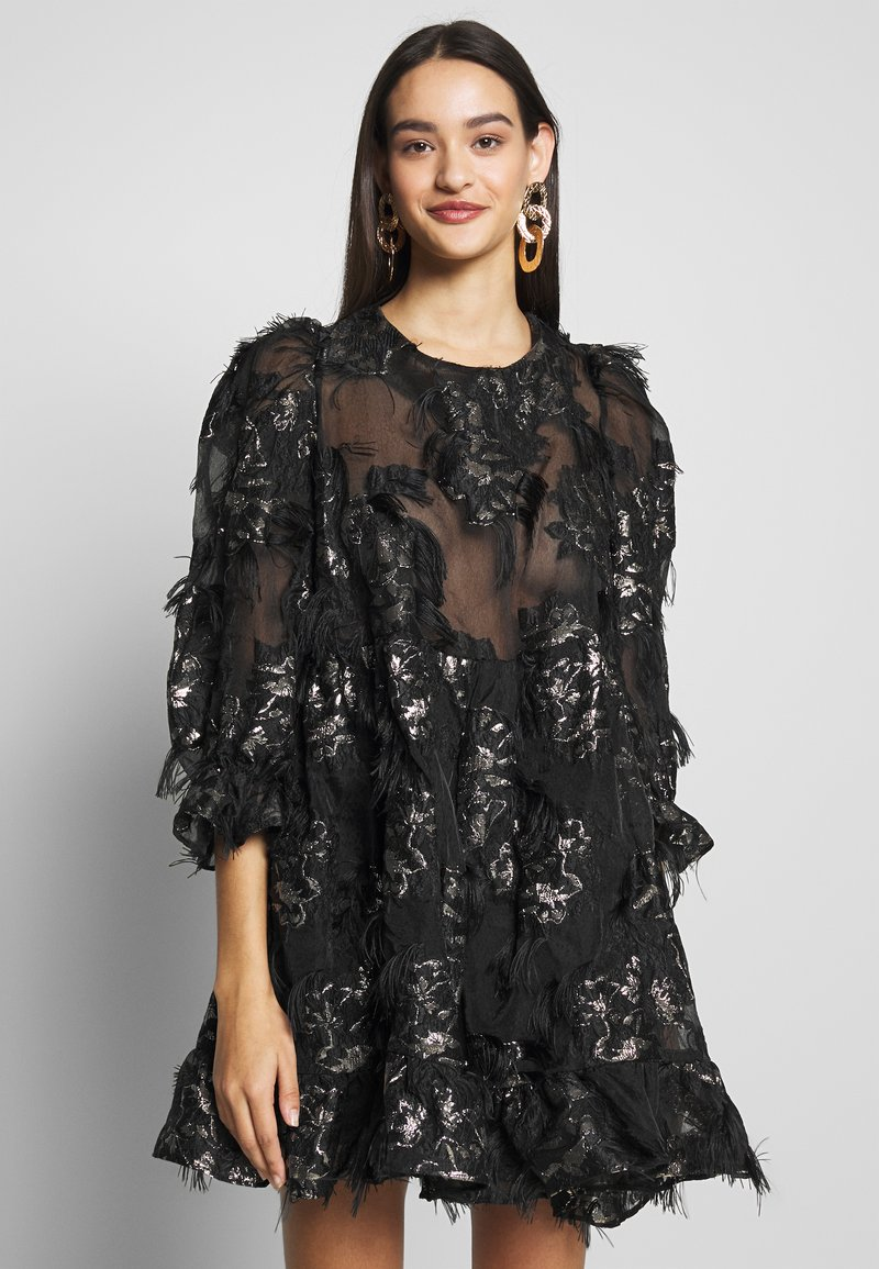 Sister Jane - HIGH BORN MINI DRESS - Robe de soirée - black