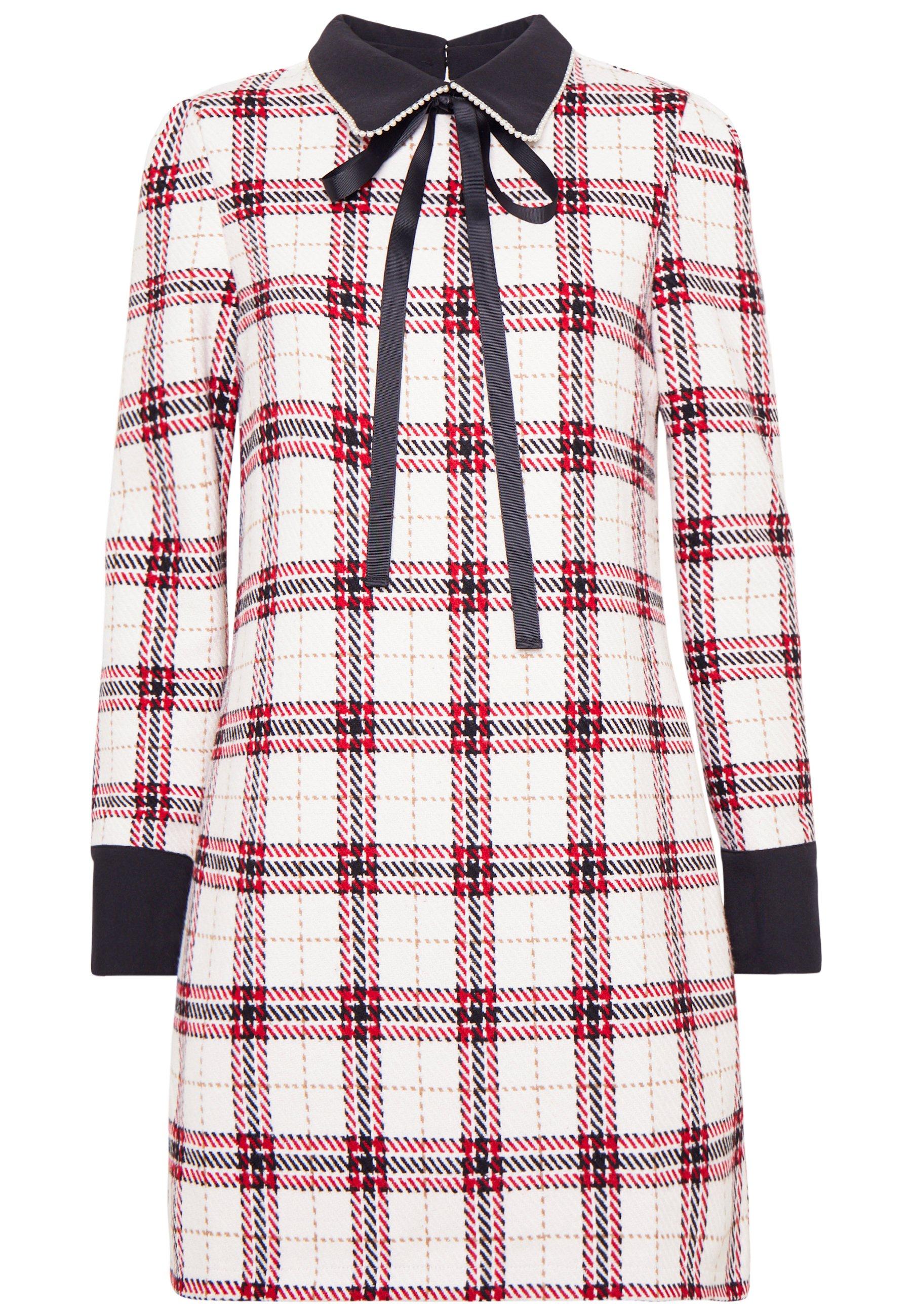 Sister Jane Courtly Check Rabbit Dress - Fodralklänning Multi