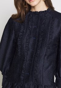 Sister Jane - PEONY SMOCK DRESS - Cocktail dress / Party dress - navy blue - 5