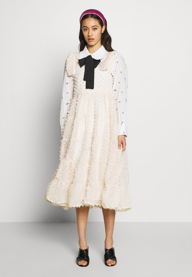 LIKELY LADY MIDI DRESS - Cocktailklänning - cream