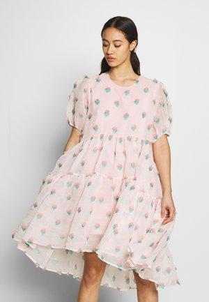 LOVE STORY BABYDOLL DRESS - Korte jurk - pink