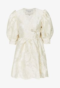 Sister Jane - COWBOY KISSES MINI WRAP DRESS - Sukienka letnia - ivory - 0