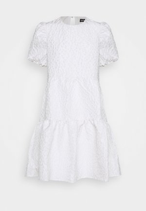 PARADE BABYDOLL MINI DRESS - Sukienka letnia - ivory