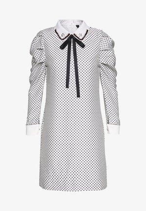 RABBIT DRESS - Sukienka letnia - silver