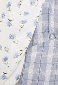 Sister Jane - PERENNIAL FLORAL MINI DRESS - Denní šaty - blue - 2