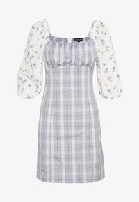 Sister Jane - PERENNIAL FLORAL MINI DRESS - Denní šaty - blue - 0