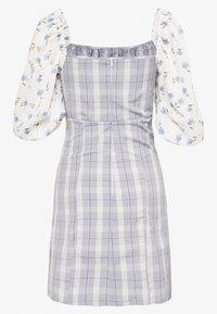 Sister Jane - PERENNIAL FLORAL MINI DRESS - Denní šaty - blue - 1