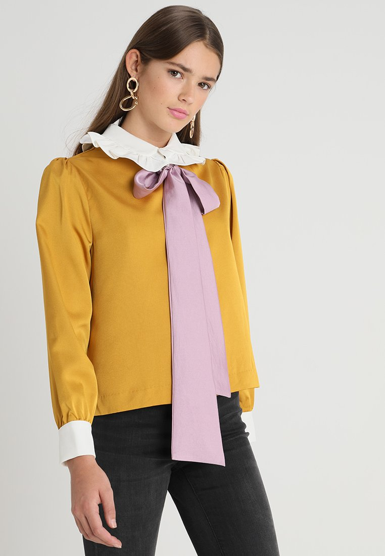 Sister Jane - PIPER COVEN - Blouse - yellow