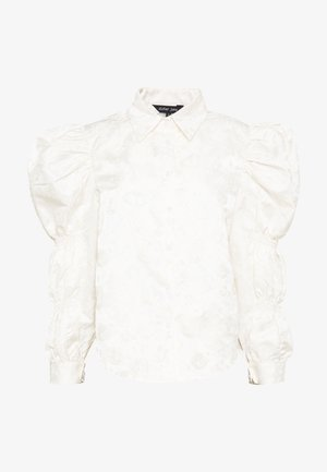 OWN THE THRONE - Overhemdblouse - cream