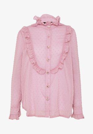 PLUM BLOSSOM BLOUSE - Overhemdblouse - pink