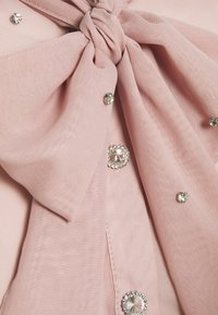 Sister Jane - DIAMOND FANCY BOW BLOUSE - Blouse - pink - 2
