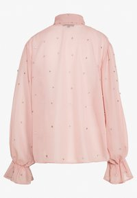 Sister Jane - DIAMOND FANCY BOW BLOUSE - Blouse - pink - 1
