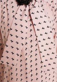 Sister Jane - WILD HORSES BOW BLOUSE - Bluzka - pink - 2
