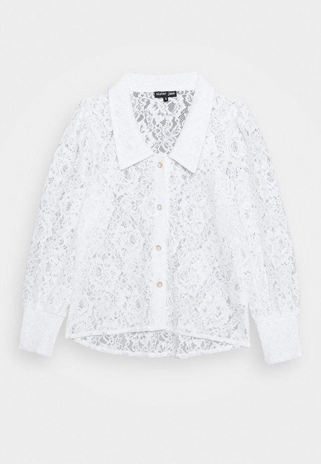 CLOTTED CREAM  - Koszula - ivory