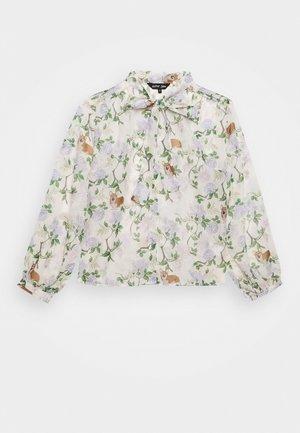 ORCHARD BLOOM BOW - Camicia - cream