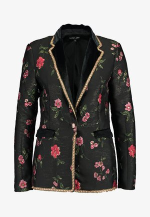 MOON FLOWER  - Blazer - black