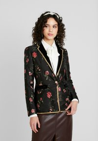 Sister Jane - MOON FLOWER  - Blazer - black - 0