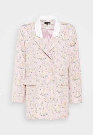 ROSE GARDEN OVERSIZED - Short coat - pink