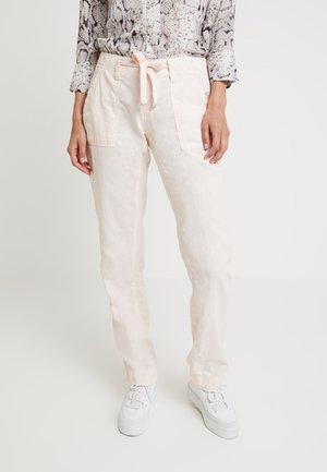 Kalhoty - apricot