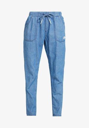 LANG - Pantalon classique - blue denim