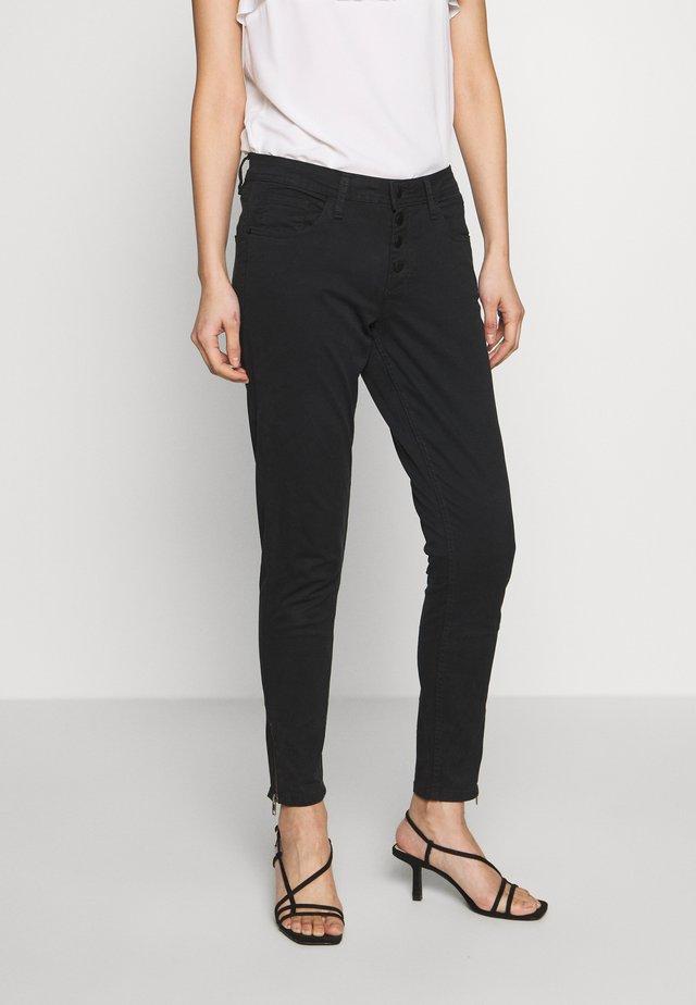 ANKLE - Slim fit jeans - black