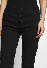 Q/S designed by - Jeans Short / cowboy shorts - black - 4