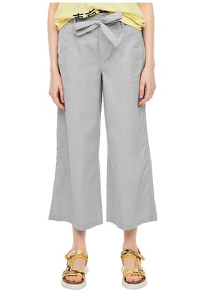 CULOTTE - Trousers - grey