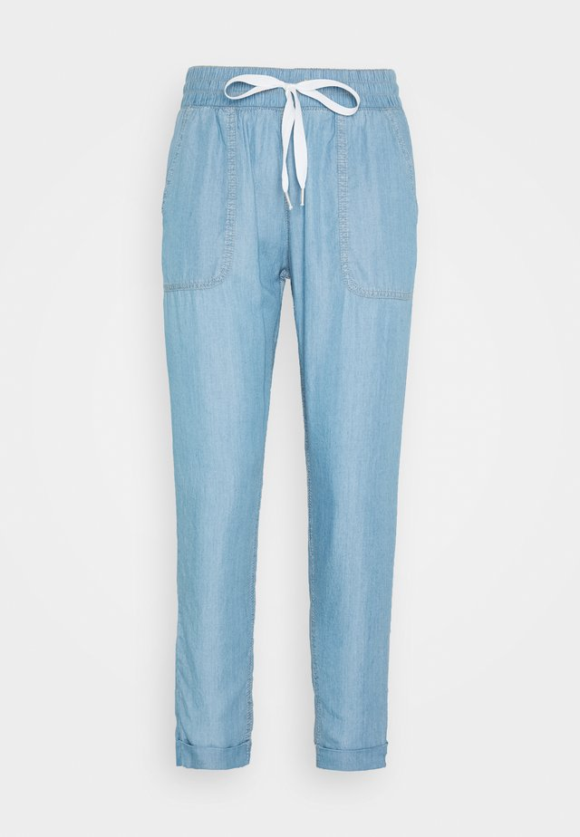 Pantaloni - blue denim