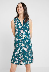 Q/S designed by - Day dress - teal - 0