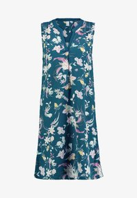 Q/S designed by - Day dress - teal - 4