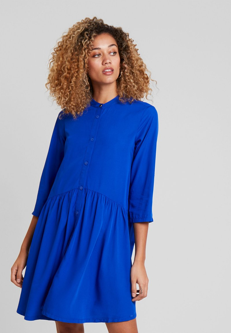 Q/S designed by - Blusenkleid - royal blue