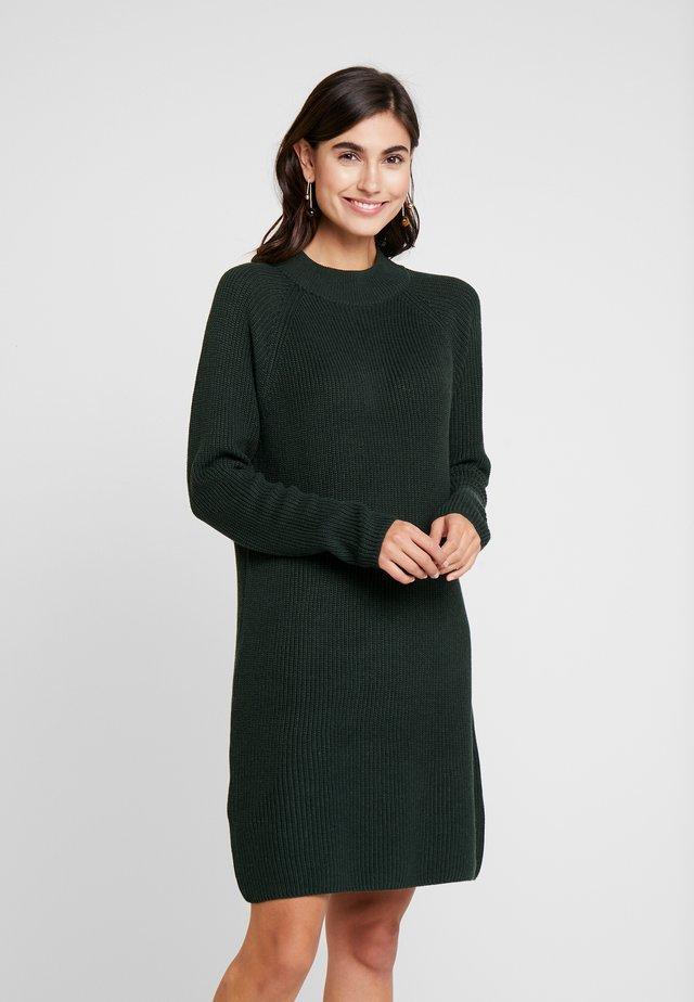 Neulemekko - dark green