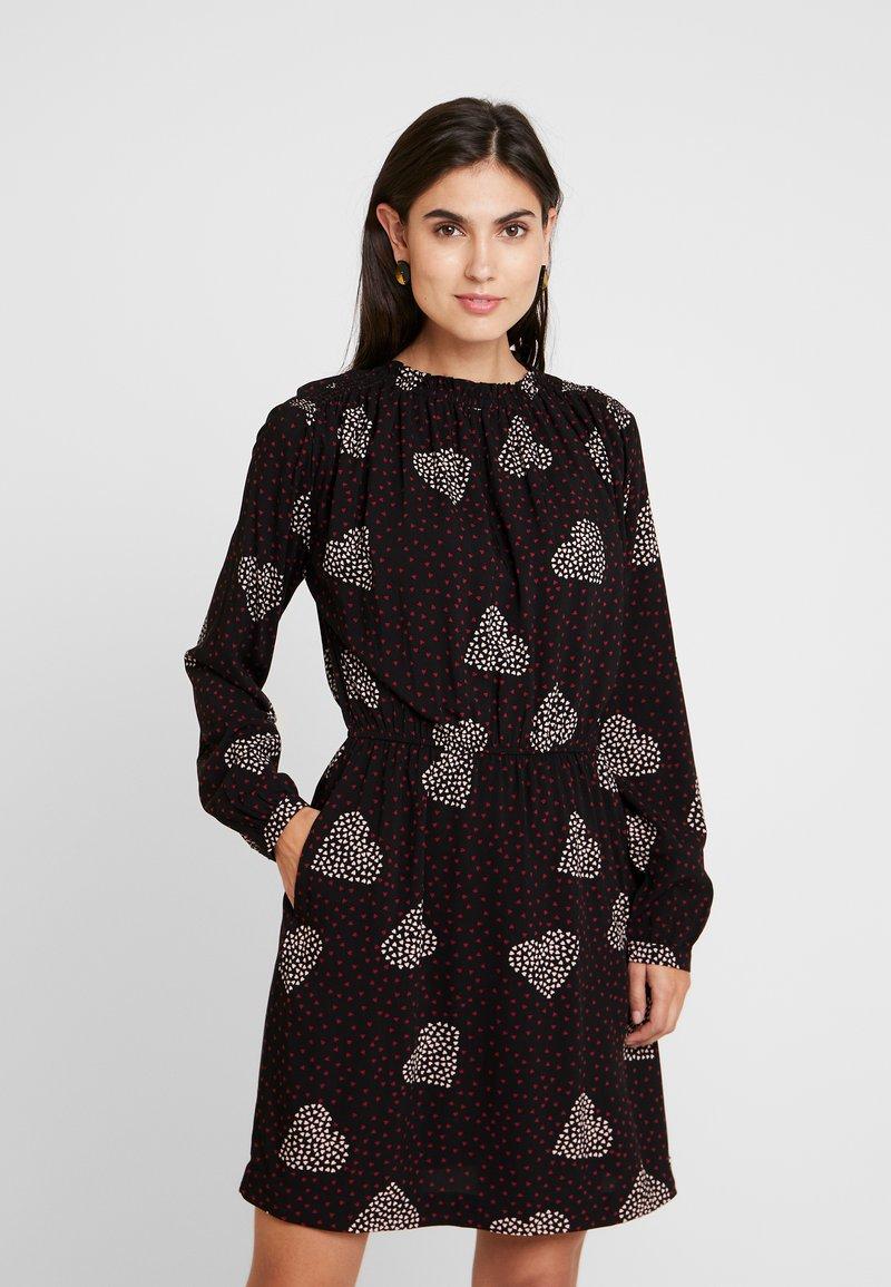 Q/S designed by - Day dress - black