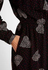 Q/S designed by - Day dress - black - 4