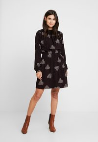 Q/S designed by - Day dress - black - 2