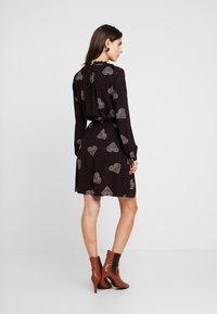 Q/S designed by - Day dress - black - 3
