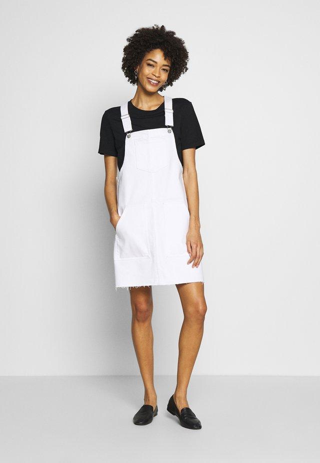 KLEID KURZ - Day dress - white