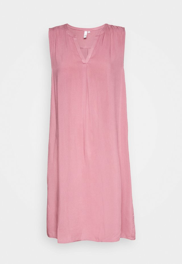 KURZ - Day dress - mauve