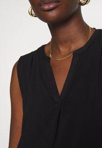 Q/S designed by - KURZ - Day dress - black - 5