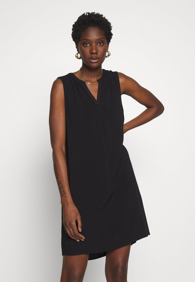 KURZ - Day dress - black