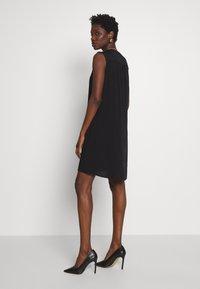 Q/S designed by - KURZ - Day dress - black - 2