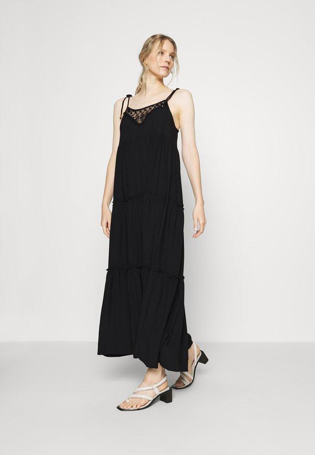 LANG - Długa sukienka - black